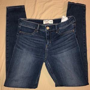 Dark Blue wash Jeans